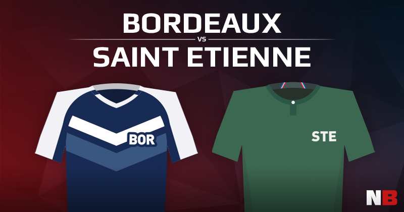 Girondins de Bordeaux VS AS Saint Etienne