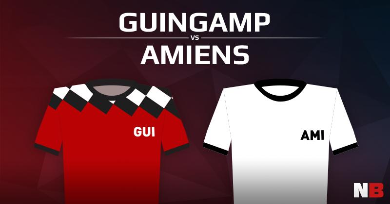 En Avant Guingamp VS SC Amiens