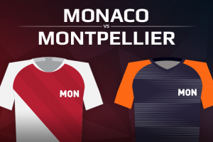 AS Monaco VS Montpellier Hérault Sport Club