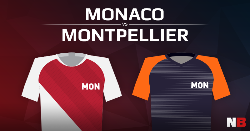 AS Monaco VS Montpellier Hérault Sport Club