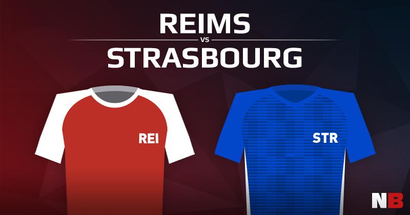 Stade de Reims VS RC Strasbourg