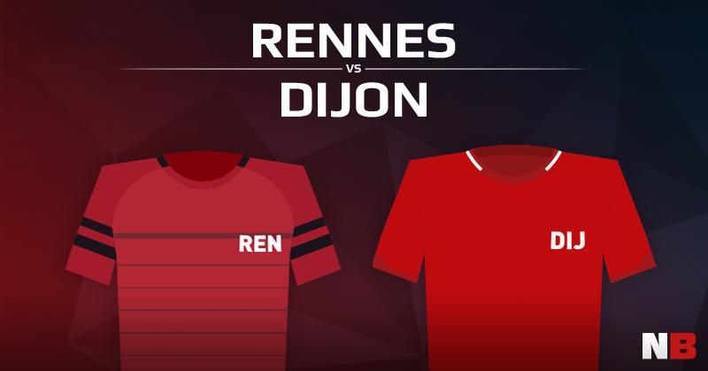 Stade Rennais VS FC Dijon