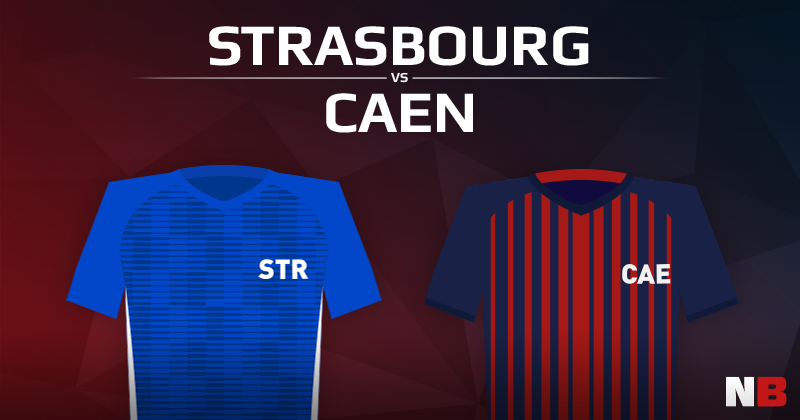 RC Strasbourg VS Stade Malherbe de Caen