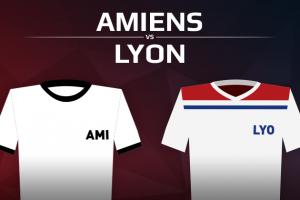 SC Amiens VS Olympique Lyonnais