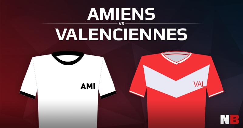 SC Amiens VS Valenciennes FC