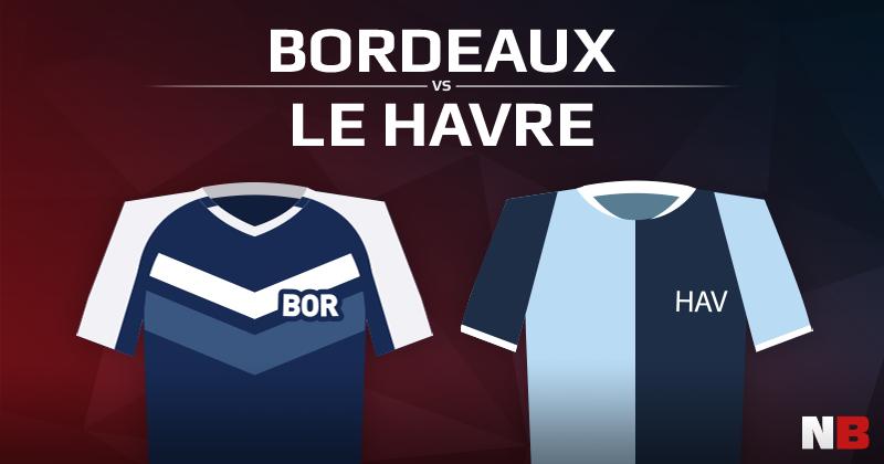 Girondins de Bordeaux VS Le Havre Athletic Club