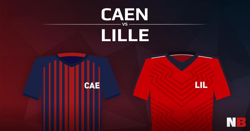 Stade Malherbe de Caen VS LOSC