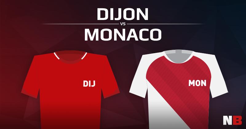 FC Dijon VS AS Monaco