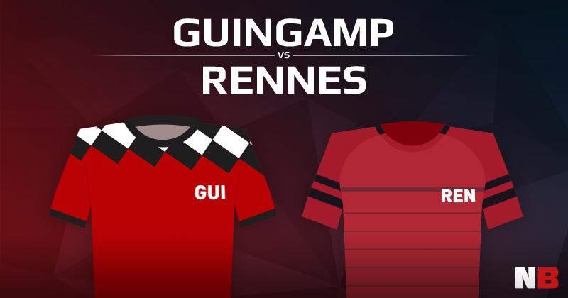 En Avant Guingamp VS Stade Rennais