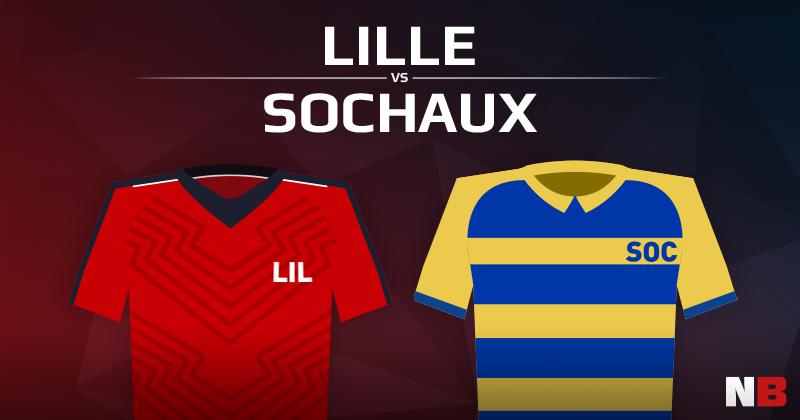LOSC VS FC Sochaux