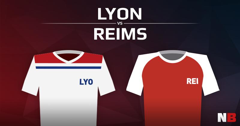 Olympique Lyonnais VS Stade de Reims