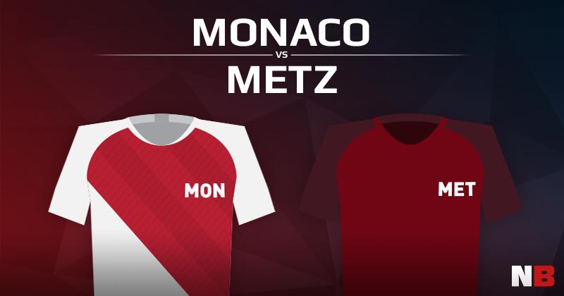 AS Monaco VS FC Metz