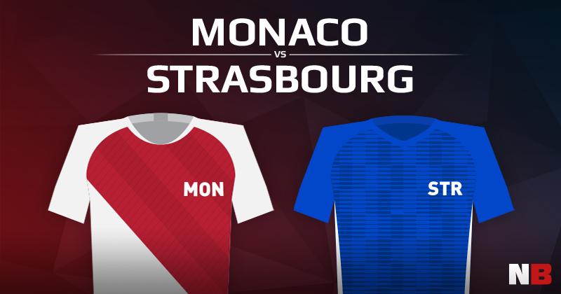 AS Monaco VS RC Strasbourg