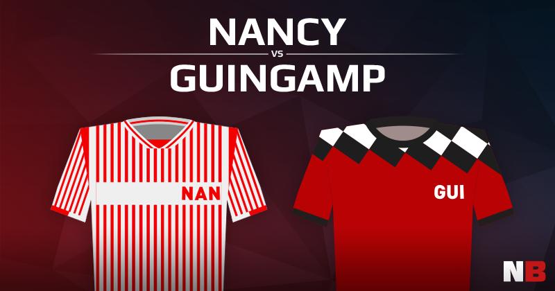 AS Nancy Lorraine VS En Avant Guingamp