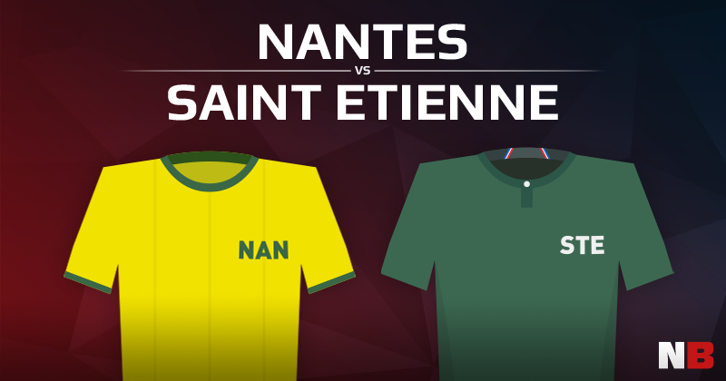 FC Nantes VS AS Saint Etienne