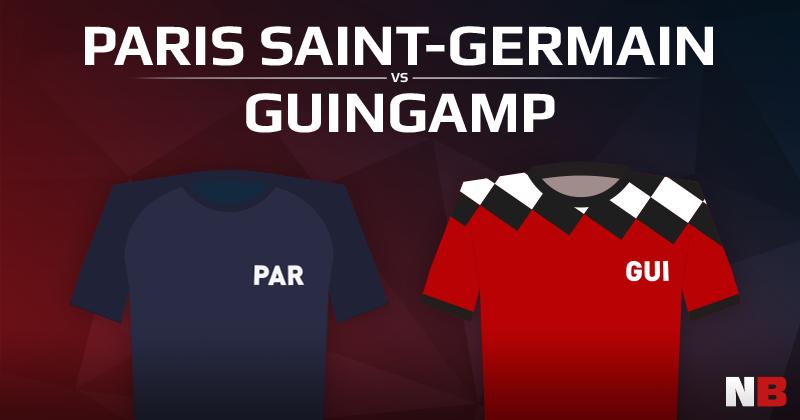 Paris Saint-Germain VS En Avant Guingamp