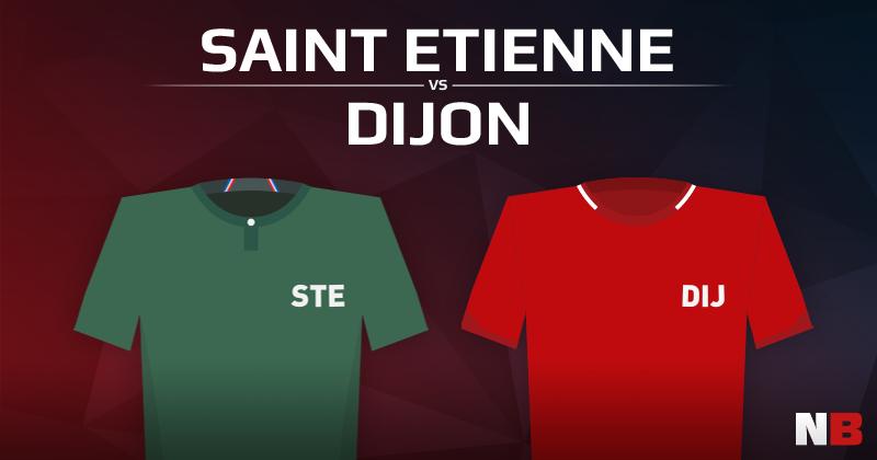 AS Saint Etienne VS FC Dijon