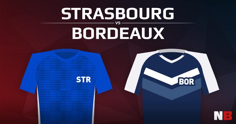 RC Strasbourg VS Girondins de Bordeaux