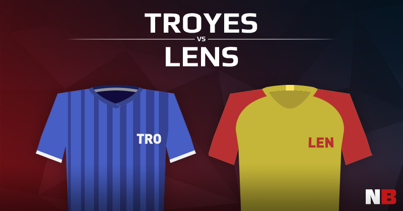 ESTAC Troyes VS RC Lens