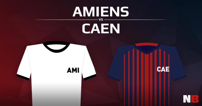 SC Amiens VS Stade Malherbe de Caen