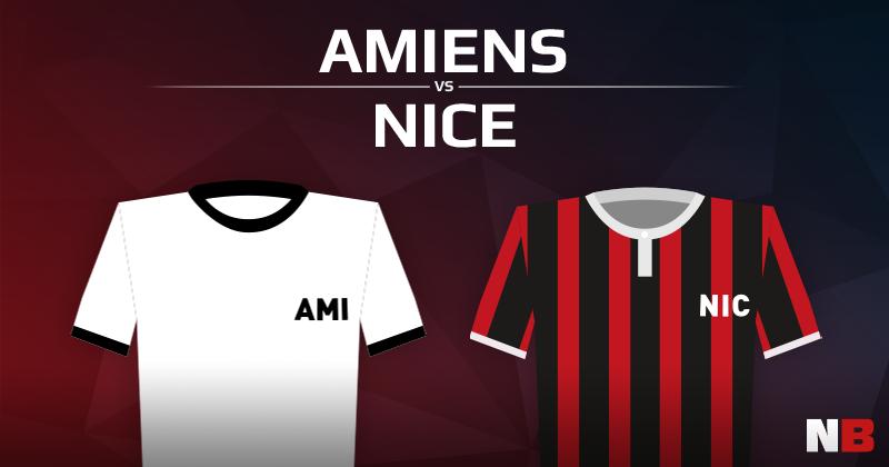SC Amiens VS OGC Nice