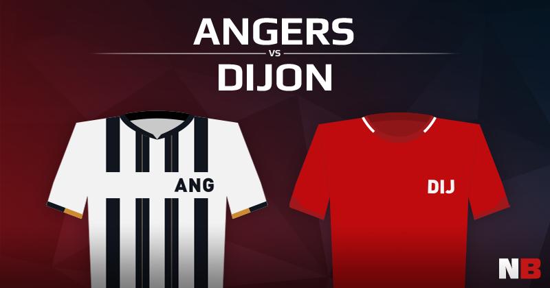 SCO Angers VS FC Dijon