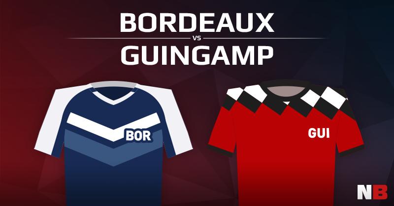 Girondins de Bordeaux VS En Avant Guingamp