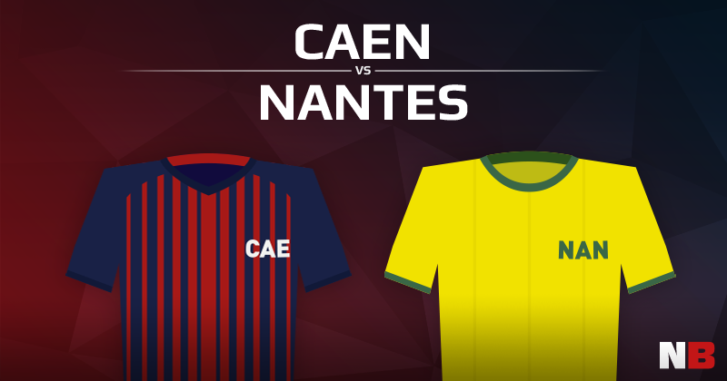 Stade Malherbe de Caen VS FC Nantes