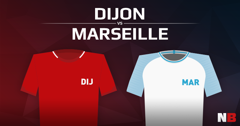 FC Dijon VS Olympique de Marseille