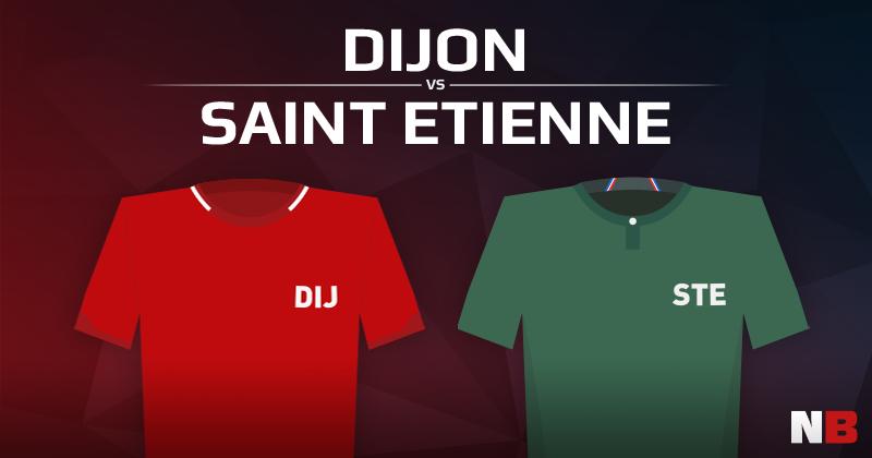 FC Dijon VS AS Saint Etienne