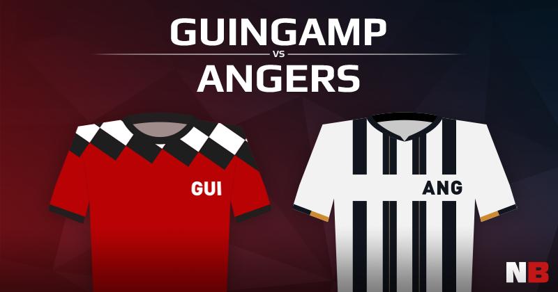 En Avant Guingamp VS SCO Angers