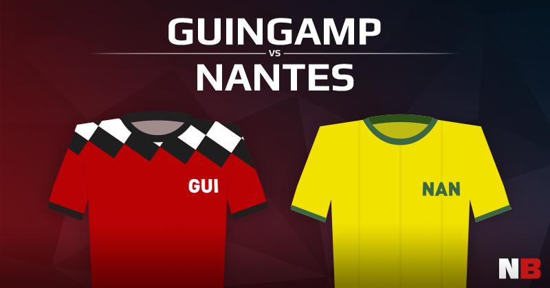 En Avant Guingamp VS FC Nantes