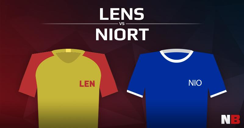 RC Lens VS Chamois Niortais FC