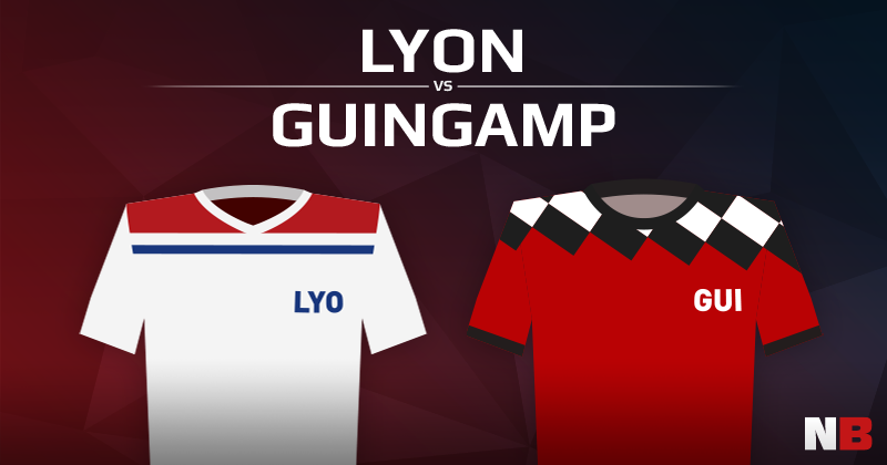 Olympique Lyonnais VS En Avant Guingamp