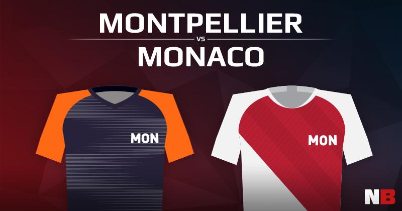 Montpellier Hérault Sport Club VS AS Monaco