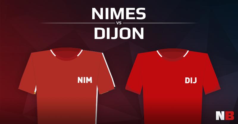 Nîmes Olympique VS FC Dijon