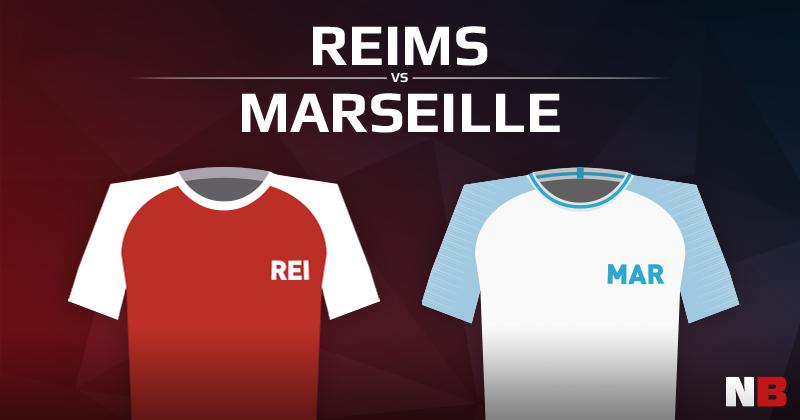 Stade de Reims VS Olympique de Marseille