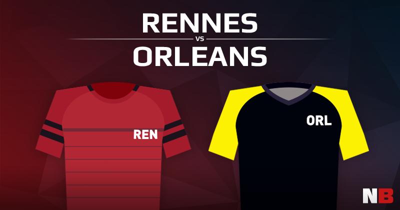 Stade Rennais VS US Orléans