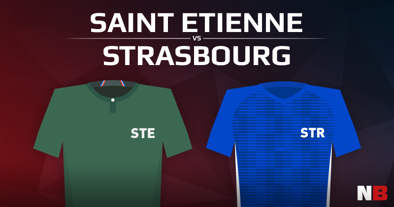 AS Saint Etienne VS RC Strasbourg