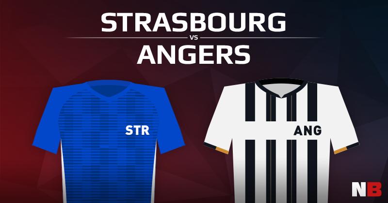RC Strasbourg VS SCO Angers