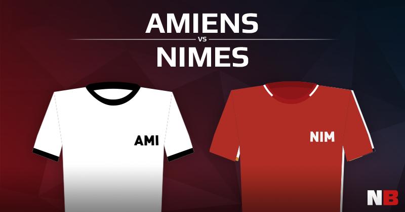 SC Amiens VS Nîmes Olympique