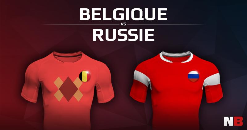 Belgique VS Russie
