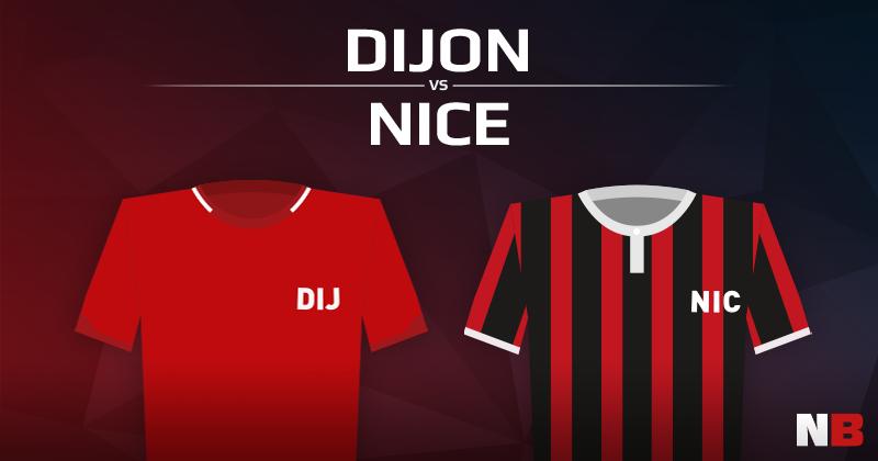 FC Dijon VS OGC Nice