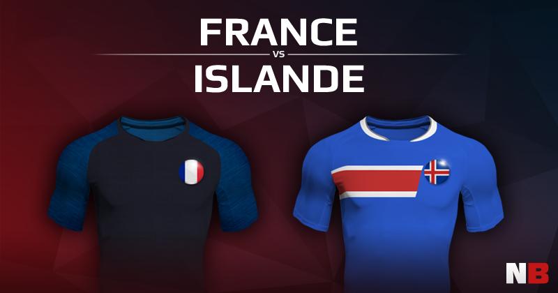 France VS Islande