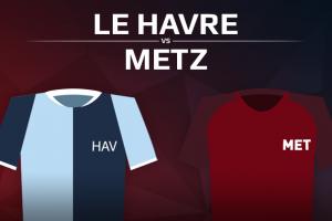 Le Havre Athletic Club VS FC Metz
