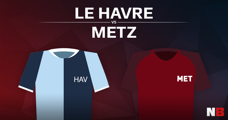 Le Havre Athletic Club VS FC Metz