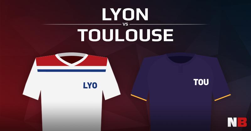 Olympique Lyonnais VS Toulouse FC