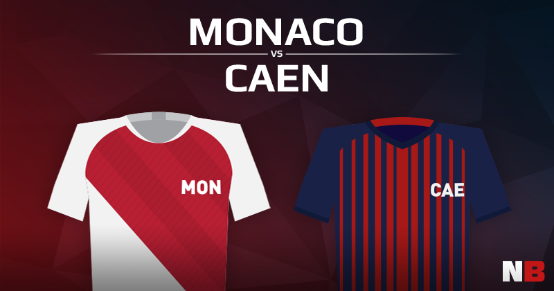 AS Monaco VS Stade Malherbe de Caen