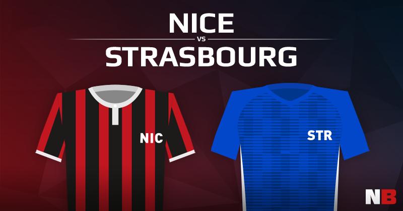 OGC Nice VS RC Strasbourg