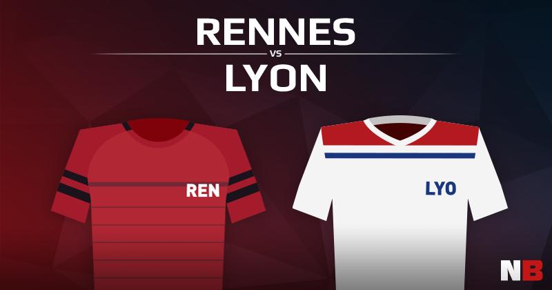 Stade Rennais VS Olympique Lyonnais